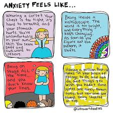 Social Anxiety Quotes 83 Wonderful 24 People Share How They've Helped Friends Through Their Anxiety