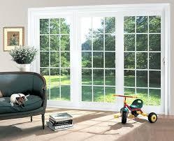 triple sliding glass patio doors phenomenal door neurope info interior design 4