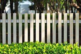 white fence ideas. Wood Fence White Ideas H