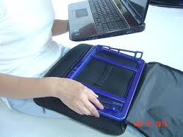 3 in 1 laptop cooling pad lap desk sleeve create the future design