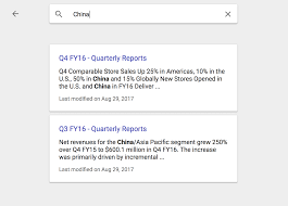 G Suite Updates Blog Search In The New Google Sites