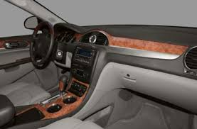 buick enclave 2010 interior. interior profile 2010 buick enclave
