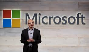 microsoft office company. Microsoft CEO Satya Nadella Addresses Shareholders During Meeting December 3, 2014 In Bellevue Office Company E