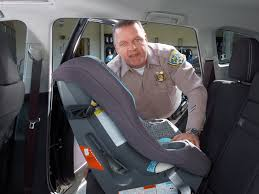 how to install a convertible car seat rear facing graco baby