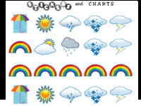 Weather Chart Free Printable Weather A Magical Childhood