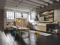 Rustic Industrial Kitchen Kitchen Wooden Shelves Diy Rustic Industrial Kitchen Industrial