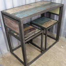 iron industrial furniture. delighful iron industrial furniture tables seating n and inspiration decorating i