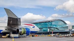london heathrow airport flughafen