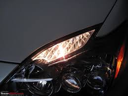 Parking Lights Car Get Clear About Parking Lights Team Bhp
