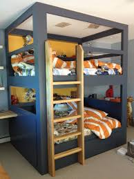 cool kids beds. Awesome Bunk Beds For Kids Plans New On Exterior Cool Boys Excerpt Boy Be Room Curtains