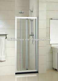 home and furniture amusing small shower doors in folding glass small shower doors