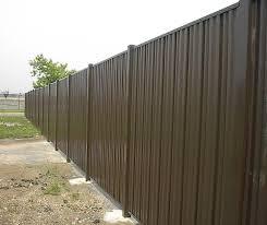 metal fence panels. Steel Privacy Fence Metal Panels U