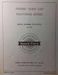 Bolens 1257 Lawn Mower Garden Tractor Tecumseh Hh120 Engine