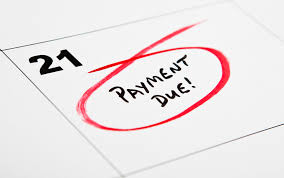 making a late payment on your credit card will negatively affect your credit score and can incur fees from your credit card provider