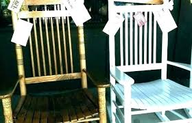wood outdoor rockers black porch front rocking chairs rocker bright design