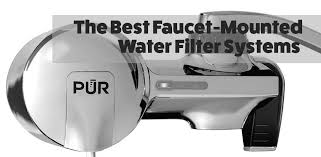best kitchen faucet mounted water filter systems of 2017
