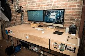 photographer standing desk work desk photographer or graphic design desks and pipes
