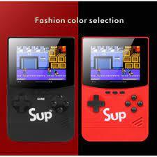 Máy Chơi Game cao cấp Sup 500, máy cổ điển mini cầm tay, tích hợp SẠC DỰ  PHÒNG, chính hãng bảo hành 06 tháng - Phụ kiện Gaming
