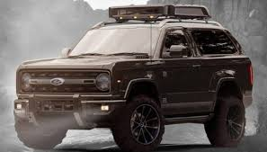 2020 Ford Bronco Price, Release Date And News  O