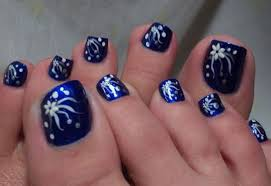 Simple Nail Designs For Toes • Nail Designs