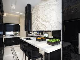 modern white and black kitchens. Elegant And Modern Black Kitchen Designs White Kitchens