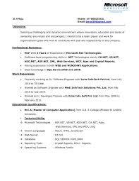 Professional Server Resume Mesmerizing Professional Server Resume Gorgeous Sunil Kumar Thumma Resume