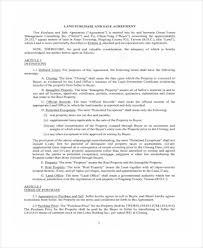 Purchasing Contracts Templates 7 Purchase Contract Form Samples Free Sample Example Format Download