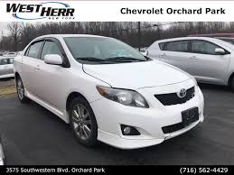 Used 2010 Toyota Corolla For Sale | Rochester NY