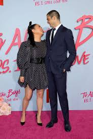 Have started to question what's really going on in noah centineo and lana condor's personal lives, as oh and did we mention he calls her the love of his life?! Lana Condor And Noah Centineo Have Us Wishing Lara Jean And Peter Were Real At To All The Boys 2 Premiere Entertainment Tonight