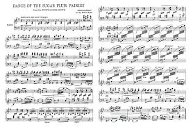 dance of the sugar plum fairy sheet music free sheet music download sheet music and search scores for piano