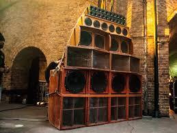 sound system. channel one soundsystem celebrate 60 years of uk culture sound system o