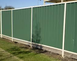 metal fence panels. Metal Fence Panels Plan A