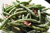 bacon ranch green beans