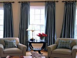 image of living room curtains fabric