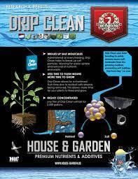 house garden feeding schedule the