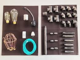 electrical and pipe parts