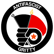 Comrades, here's an Gritty-inspired Antifa emblem! : ChapoTrapHouse