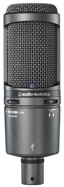 <b>Audio</b>-<b>Technica</b> AT2020USB+ <b>микрофон</b> — купить в интернет ...