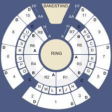 Damrosch Park New York Ny Seating Chart Stage New