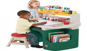full size of desk kids art table step 2 kids activity table and chair set