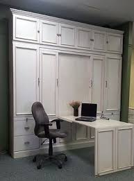 office desk bed. murphy bed shown with the desk folded out office t