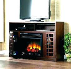black electric fireplace tv stand s big lots