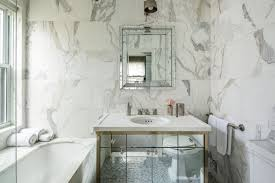 traditional bathroom ideas. the bathroom boasts a corner tub with single sink and stylish walls. traditional ideas