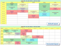 Block Scheduling Colleges Mimosa Scheduling Software For School And University Timetables