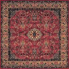 10x10 square area rug square area rug rugs traditional and more furniture square area rug