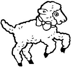 Small Picture Lamb Coloring Pages GetColoringPagescom