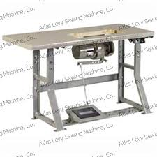 Complete Table Stand For Industrial Sewing Machines ( Standard ) &  Adamdwight.com