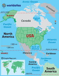 United States Map Of The World Map Of The United States Of America With Full State Names