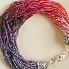 Beaded Necklace Patterns Cool Free Beading Patterns You Have To Try Interweave