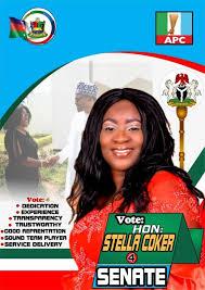Stella Coker's Campaign Page - Home | Facebook